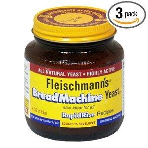 Fleischmann's Yeast Bread Machine 4oz