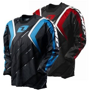 Buy Low Price 2012 One Industries Carbon Trace Jerseys (51064-One-Carbon-Trace-Jersey)