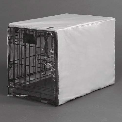 Dog Cage Covers front-746282