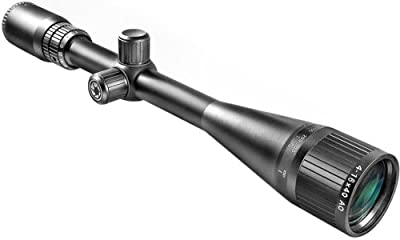 BARSKA 4-16x40 AO Varmint 30/30 Riflescope from Barska