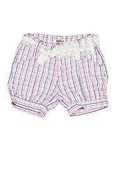 People Girls Shorts (P30602166065312_Multi-color_9 - 10 years)