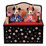 【東京ディズニーリゾート限定】ミッキーとミニーのひな人形(台付き) お雛様 おひな様 雛飾り 雛人形