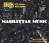 : Manhattan Music CD Canadian Brass & Eastman Wind Ensemble
