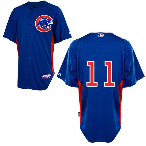 Kyuji Fujikawa Chicago Cubs Royal BP Cool Base Jersey by Majestic Select Size: Large at Amazon.com