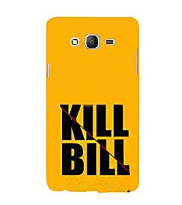 EPICCASE Kill without Mercy Mobile Back Case Cover For Samsung Galaxy E5 (Designer Case)