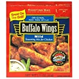 French's Buffalo Wings Seasoning Mix for Chicken, Mild, 1.75-Ounce Packets (Pack of 4)