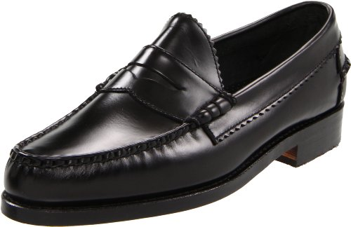 Allen Edmonds Men's Kenwood Slip-On,Black,10 D US