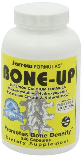 Jarrow FORMULAS 杰诺 Bone-Up 骨骼保健品(240片)美国亚马逊