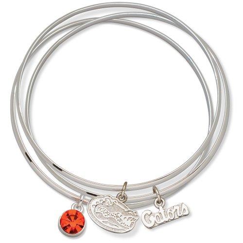 University of Florida Triple Bangle Bracelet
