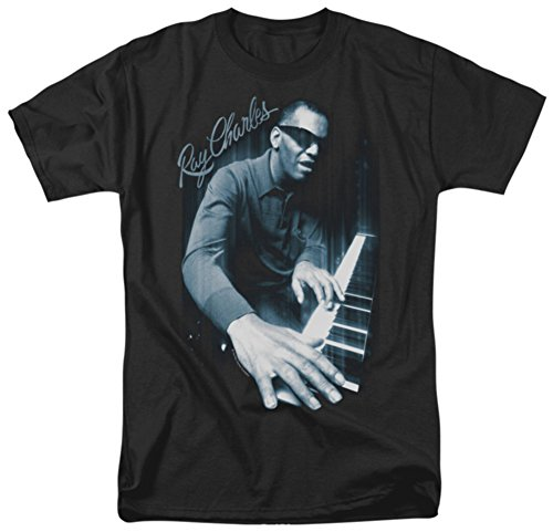 Ray Charles - Blues Piano T-Shirt Size S