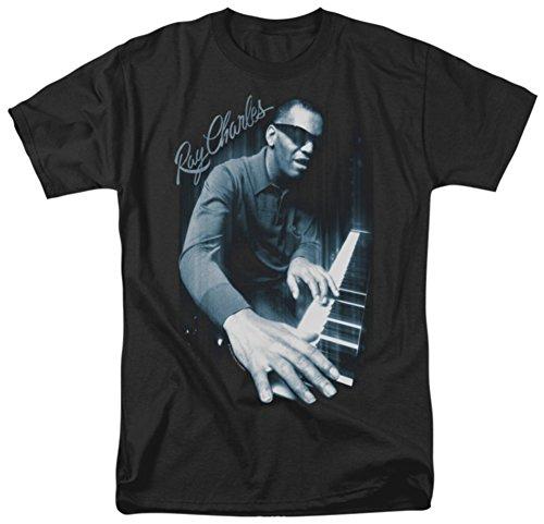 Ray Charles - Blues Piano T-Shirt Size XL