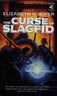 Image for The Curse of Slagfid
