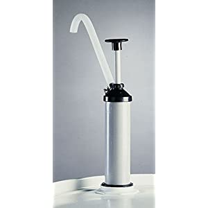 Hand-operated drum pump, PP/HDPE dispensing pump, 16 to 64