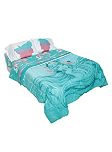 Disney The Little Mermaid Sketch Full/Queen Comforter
