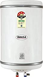 Inalsa MSG 25-Litre Storage Geyser (White) [Kitchen & Home]