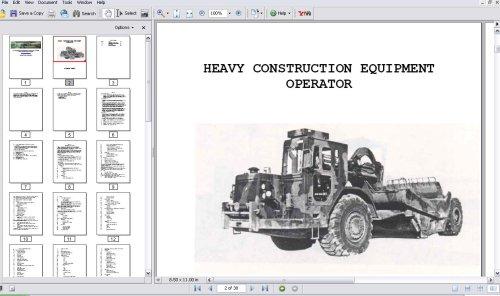 Heavy Construction Equipment Operator, Grader
