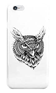 Dreambolic Ornate Owl Head Back Cover for Apple iPhone 6S