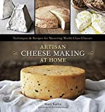 img - for Mary Karlin: Artisan Cheese Making at Home : Techniques & Recipes for Mastering World-Class Cheeses (Hardcover); 2011 Edition book / textbook / text book