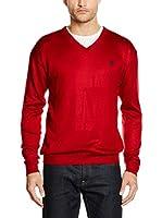 Philip Loren Jersey (Rojo Oscuro)