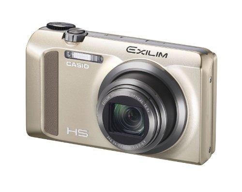 CASIO デジタルカメラ EXILIM EXZR500GD 1610万画素 5軸手ブレ補正 EX-ZR500GD ゴールド