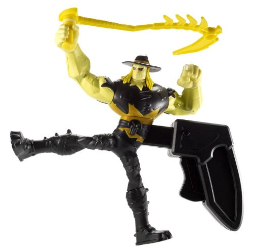 Batman Deluxe Night Fright Scarecrow Figure