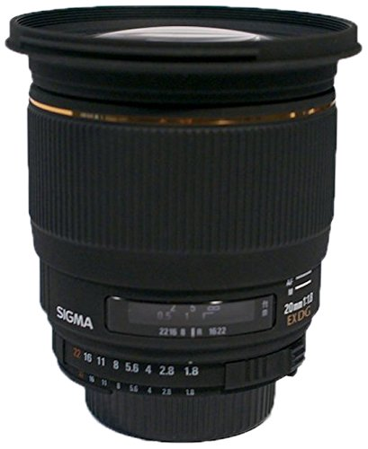 Sigma 20mm f/1.8 EX DG Lens Nikon Fit Black Friday & Cyber Monday 2014