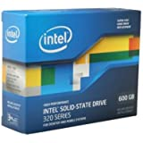 Intel SSDSA2CW600G3 600 GB Internal Solid State Drive - 1 Pack. 600GB SSD320 SSD SATA2 2.5IN 9.5MM MLC G3 BRACKETS RESELLER BOX SATSSD. 2.5' - SATA