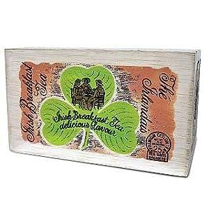 Specialty Tea in Softwood Box - Irish Breakfast