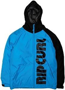 Rip Curl Boy's Hoody Jacket - Dresden Blue , Size 10