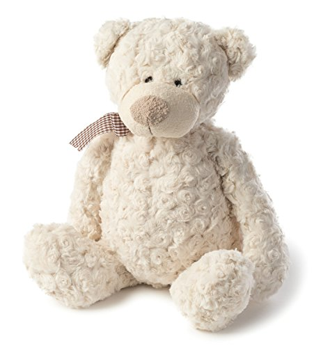 JOON-Freddy-Rosy-Plush-Teddy-Bear-Cream-10-Inches