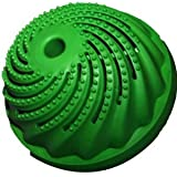 Lily's Home® Green Wash Ball Laundry Ball - Lemon Scented, Wash without Detergent