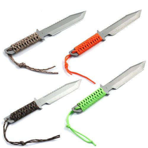 ASR-Outdoor-11-Inch-Full-Tang-Survival-Serrated-Knife-with-Fire-Starter-6-Colors