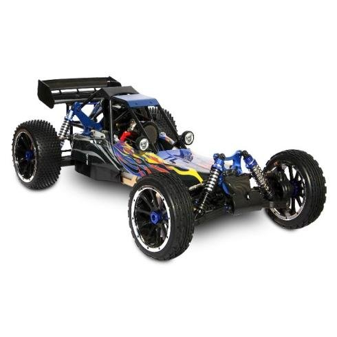 Rc Car Rampage DuneRunner V3 4x4, 1/5 ScaleGas Buggy-BLACK