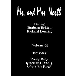 Mr. and Mrs. North - Volume 04