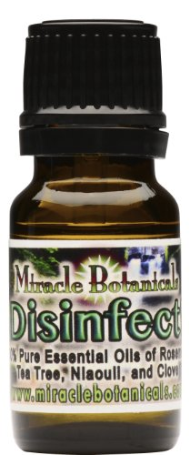 Disinfect! - 100% Pure Essential Oil Blend 10ml