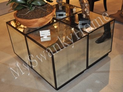 Horchow Mirrored Furniture