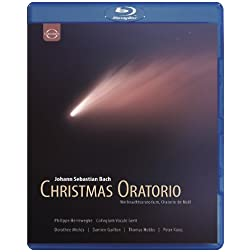 Bach: Christmas Oratorio [Blu-ray]