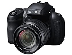Fujifilm Finepix HS35EXR 16MP Point and Shoot Camera (Black) with 30x Optical Zoom