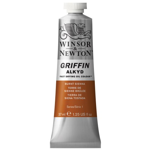 winsor-newton-griffin-37ml-alkyd-fast-drying-oil-colour-tube-burnt-sienna