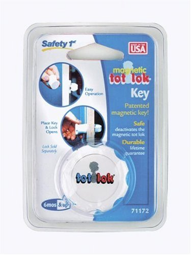 Magnetic Cabinet Locks Child Safety