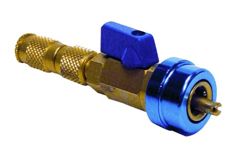 Interdynamics VCR-1L Air Conditioning Valve Core Remover and Installer for Schrader Low Side - Pack of 1