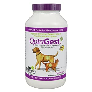 In Clover OptaGest Digestive Aid for Dogs and Cats, 300 Grams