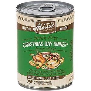 Merrick Classic Fall Seasonals Grain Free Christmas Day