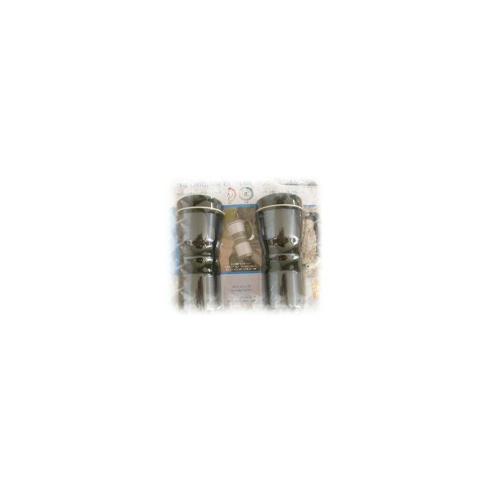 Contigo Stainless Steel Double Wall Tumbler with Caribineer Clip