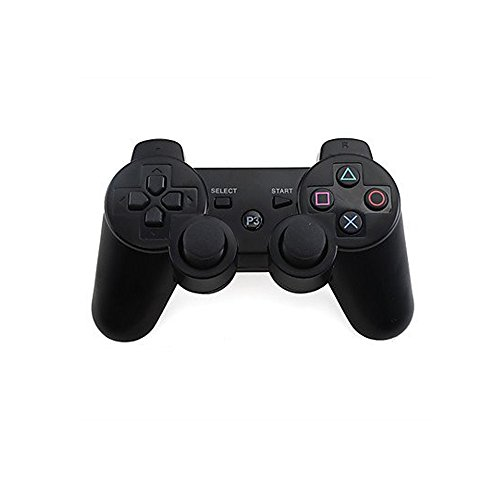 все цены на XFUNY(TM) Neutral Brand Wireless Bluetooth Game Controller for Sony Playstation 3 PS 3-Black онлайн