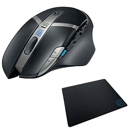 【期間限定】LOGICOOL ワイヤレス ゲーミングマウス G602(ゲーミングマウスパッドG240セット)
