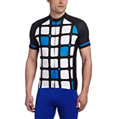 Buy Canari Mens Cyclewear Ledro Jersey by Canari