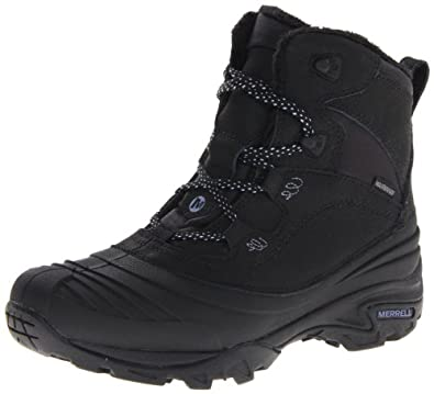 Merrell Women's Snowbound Mid Waterproof Winter Boot | Amazon.com