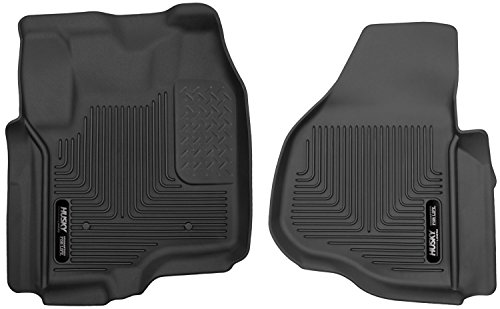 Husky Liners 53321 X-act Contour Black Floor Liner (Husky Floor Mats Ford F250 compare prices)