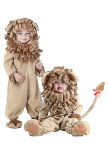 Little Boys' Deluxe Toddler Lion Costume 18 Months (Cuddly Lion Baby Costume)